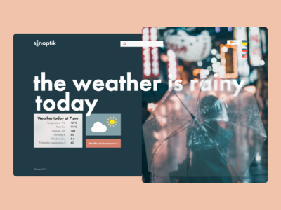 Weather Website