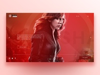Black Widow - Concept Page