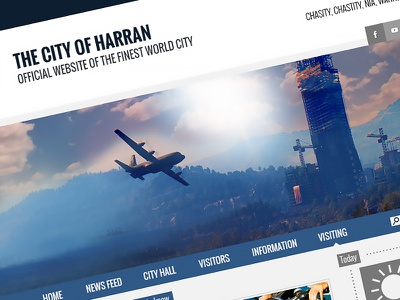 The City Of Harran dying light techland ui ux design e-commerce ecommerce web design webdesign art direction creative