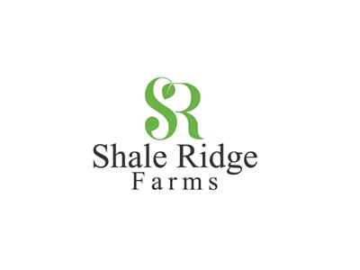 Shale Ridge minimalist logo