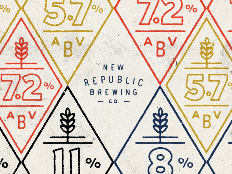 NRB beer new republic