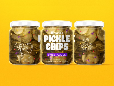 Howie's Pickles