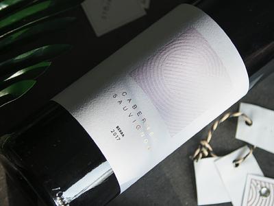 Winery Stojkovic labels winery label design print creative direction branding visual identity