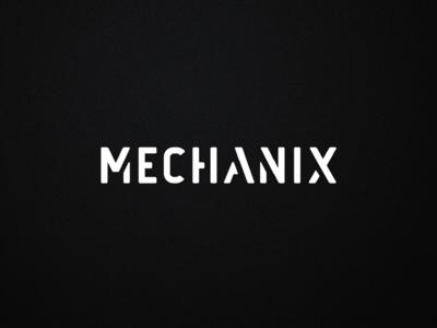 Mechanix logotype