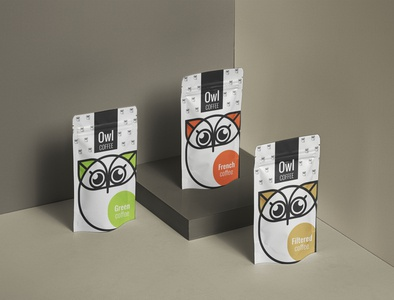 owl packaging packaging logo graphic design design