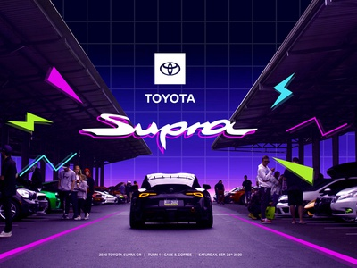 80s Supra supra toyota carillustration cars adobe jdm strokes illustration cardesign design vector