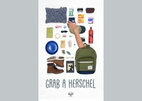 Herschel Supply Co ad