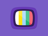 TV Guide App Icons