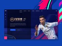 FIFA 19 Concept