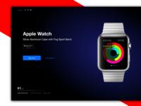 Apple Watch   Homepage