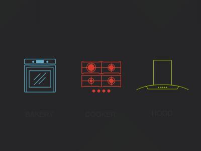 Samsung Flush Products - iconography