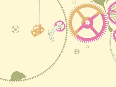 Illustrations Wallpaper - Detail