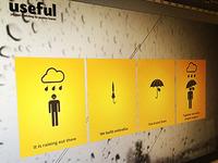 Useful ideas icon&Web Design