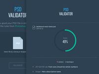 PSD Validator