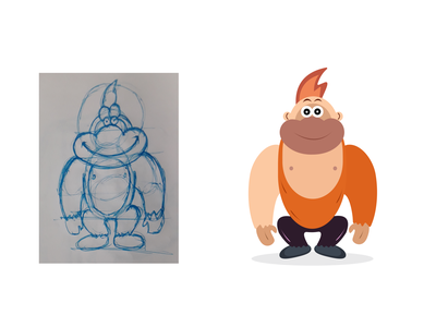 Character Design smiley face be happy funny illustration funny character illustrations sketching character design characterdesign illustration