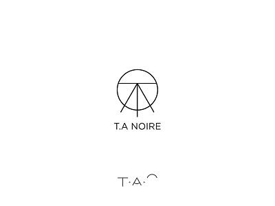 Ta Noire logo branding logo design