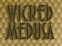 Wicked Medusa: Detail Typography
