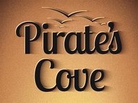 Pirate's Cove: Detail Typography
