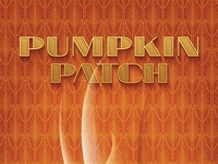 Pumpkin Patch: Detail Typography