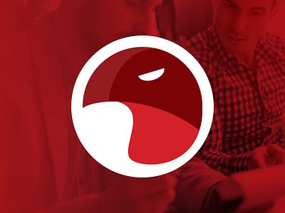 Cyber Hawk Icon icon illustration