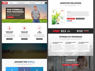 Pharma Design ui web site