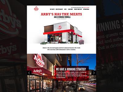 Fast Food ui web site