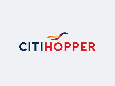 CitiHopper Logo logo