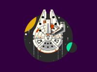 Milenium Falcon 1