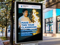 College Advertising Campaign