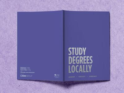 Study Degrees Locally Prospectus