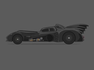 80's Batmobile