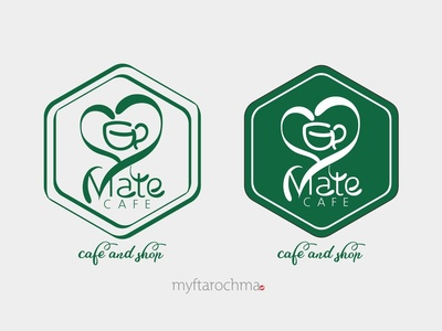 redesign logo for mate cafe
