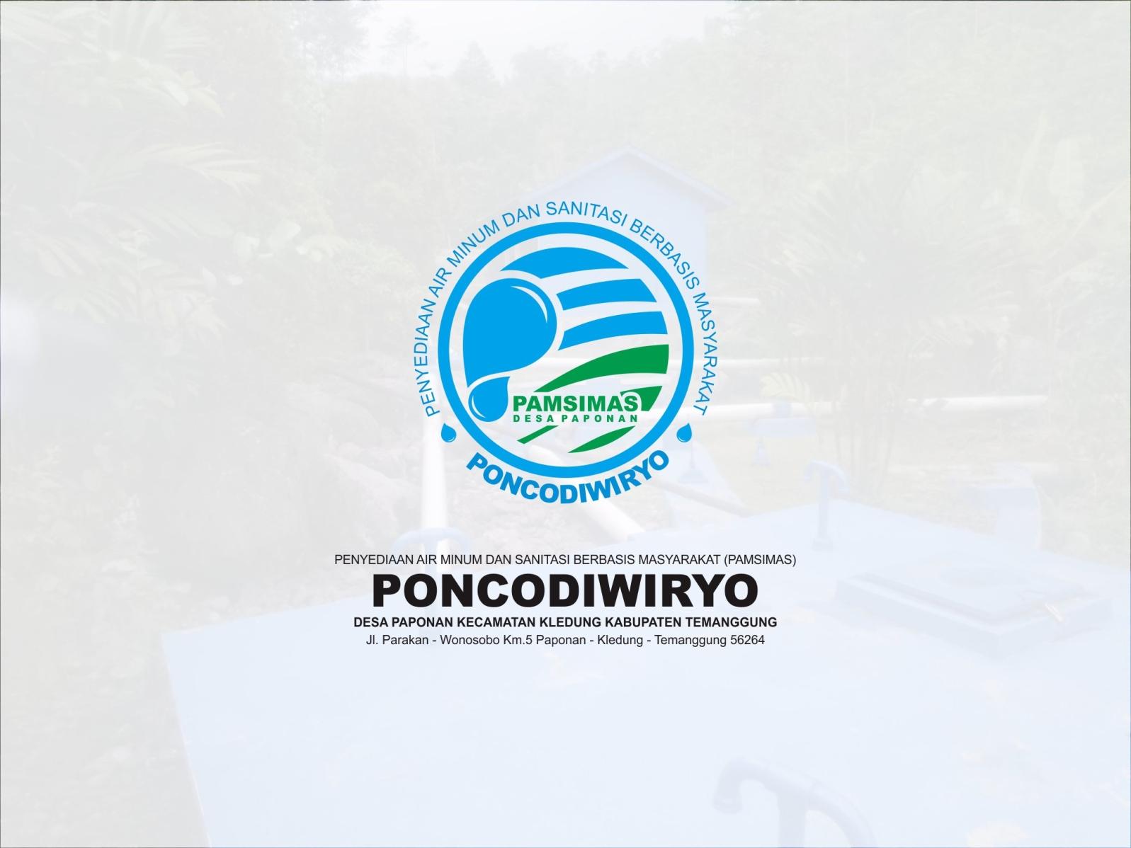 Logo For Pamsimas By Miftahurrohmad On Dribbble