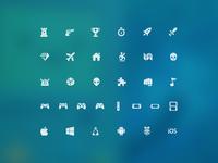 Freebie: Game Icon Set