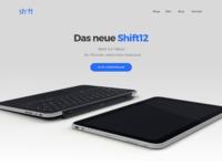 Shiftphone redesign