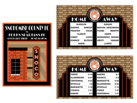 Snohomish County FC - Marquee Concept Package