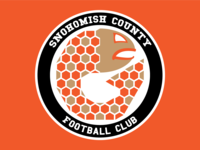 Snohomish County Football Club - Official Logo