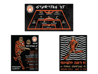 Snohomish County FC - Paint The Town Concept Package