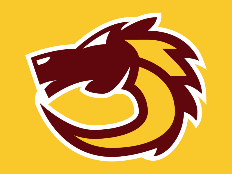 Milwaukie Mustangs mustangs milwaukie high school sports identity sports logo logo redesign