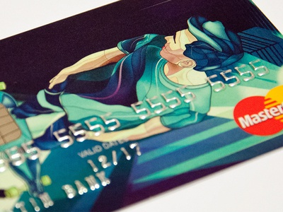ATM card for Getin Bank