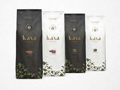 Kava | Branding | Packaging