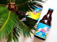 Label Beer Illustration