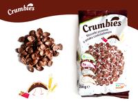 Crumbies Packaging