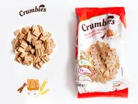 Crumbies -b reakfast cereal