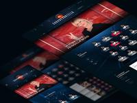 Grande Fratello - UI/UX Website design