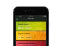 Bikeparks App
