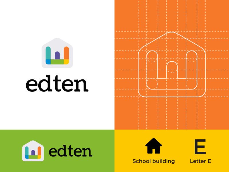 edten logo - education logo kuldeep logo logo kuldee e text logo e logo idea e word logo e logo education app education website education logo educational