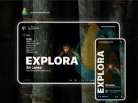 Awesome Lanka Travels New web Design