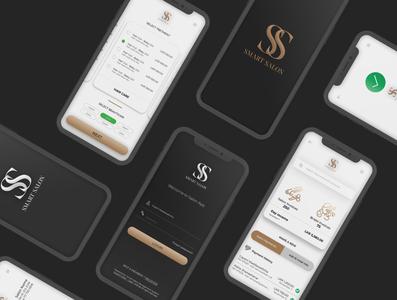 Beauty Salon Management Mobile App
