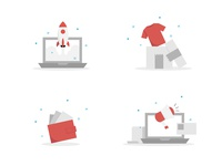 Startup League Icons